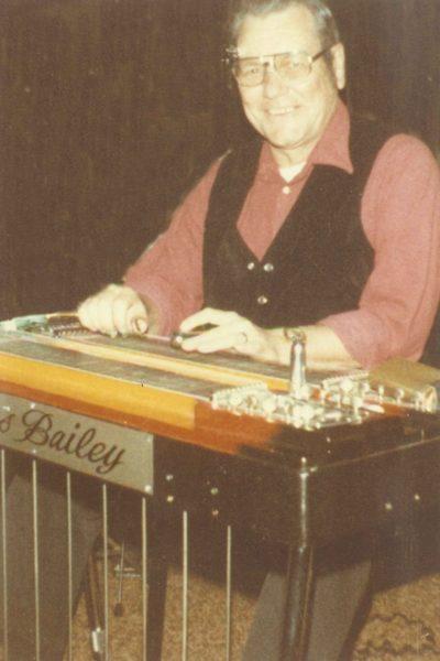 Barnes Family Funerals - Leslie Bailey