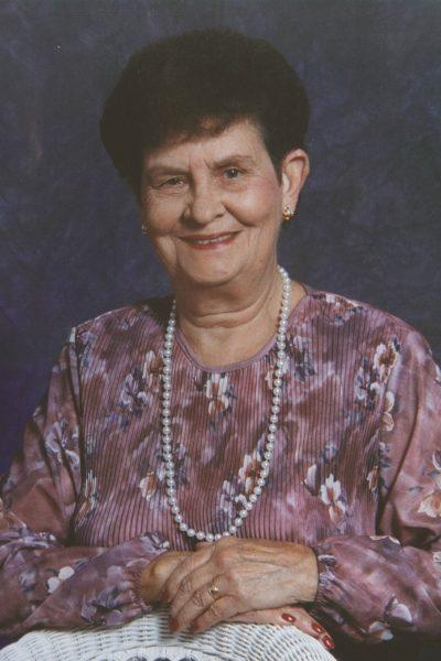 Barnes Family Funerals - Beulah Fern Shoemaker