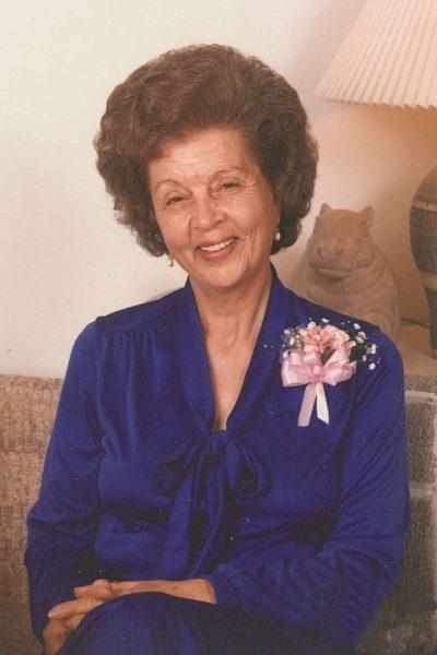 Barnes Family Funerals - Goldie Bauer