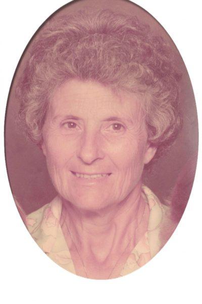 Barnes Family Funerals - Ethel Mae Cox