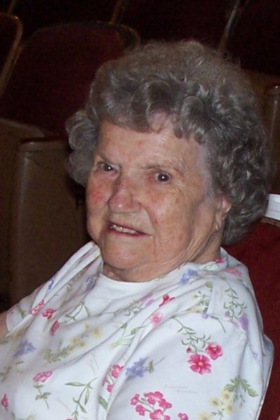 Barnes Family Funerals - Mary N. Jennings