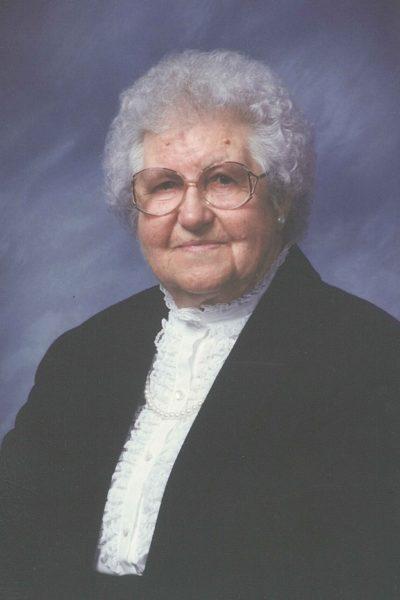 Barnes Family Funerals - Iva Rogers