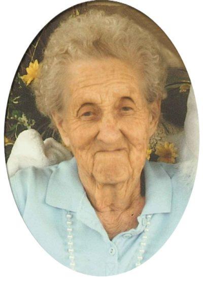 Barnes Family Funerals - Jean Crewse