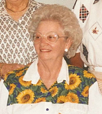 Barnes Family Funerals - Hazel Jenkins