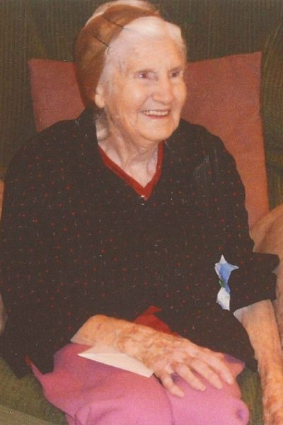 Barnes Family Funerals - Velma May Walker