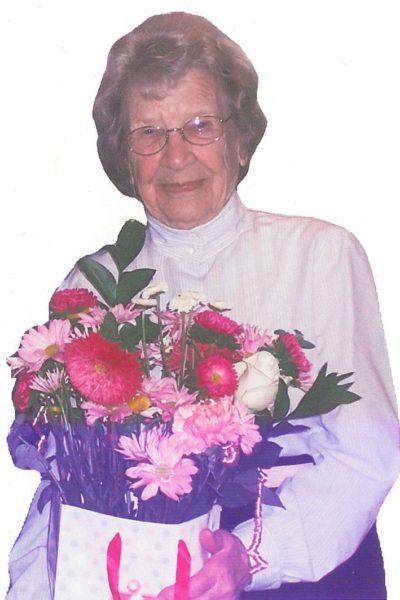Barnes Family Funerals - Nancy Angeline Bray