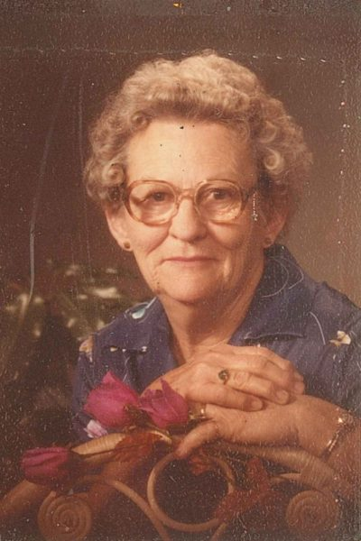 Barnes Family Funerals - Goldie Marie Lee