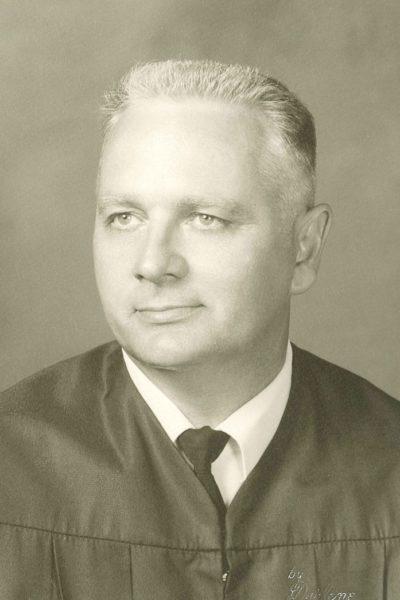Barnes Family Funerals - Dr. Earl C. Hansen