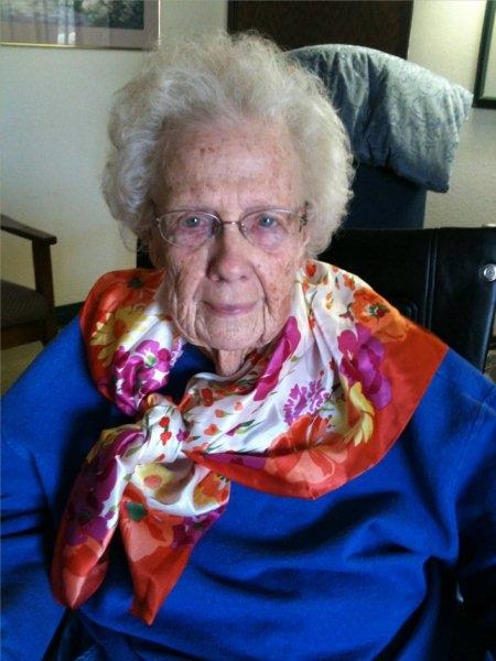 Barnes Family Funerals - Venona Margarett Potts