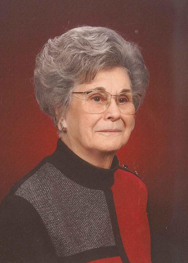 Barnes Family Funerals - Edythe Christene Applegate