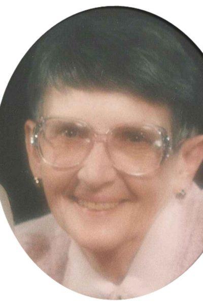 Barnes Family Funerals - Margaret V. Harter