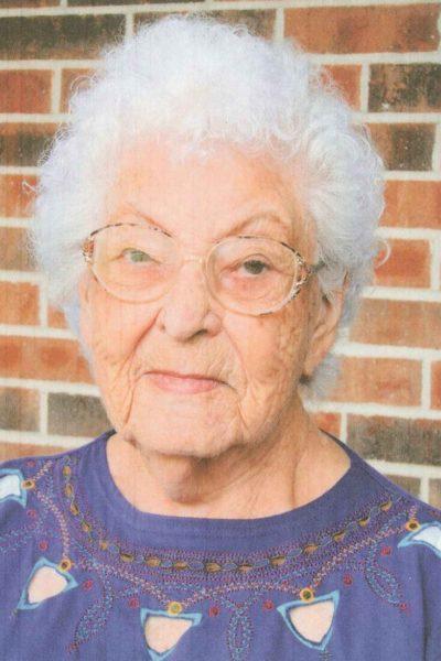 Barnes Family Funerals - Bertha M. Coffer