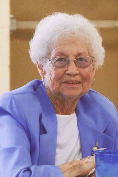 Barnes Family Funerals - Mary Alice Cox