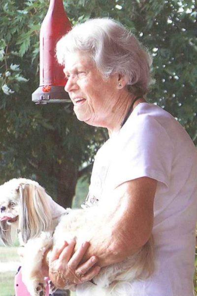 Barnes Family Funerals - Patricia Jeanne Mills
