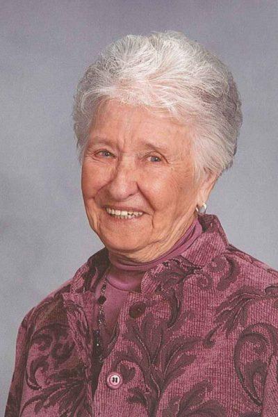 Barnes Family Funerals - Thelma Christine Lee