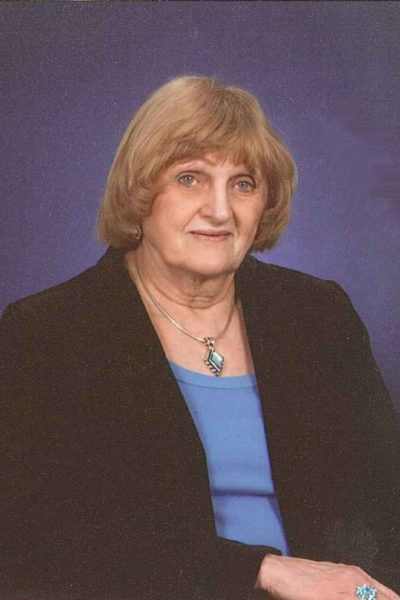 Barnes Family Funerals - Patricia Carol Garner