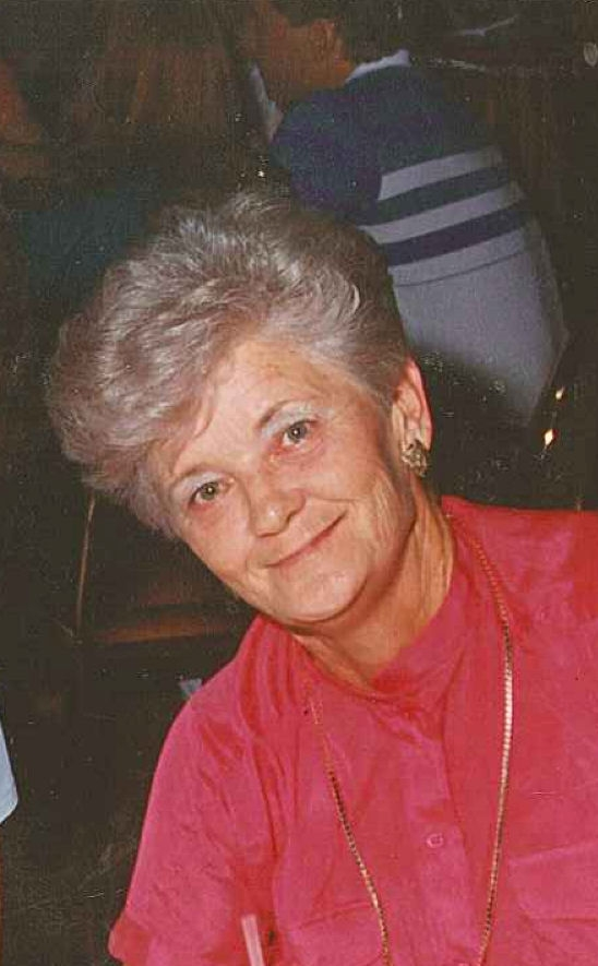 Barnes Family Funerals - Pauline Grider