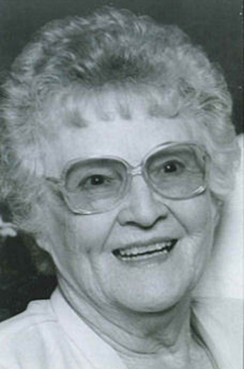 """Barnes Family Funerals - Thelma """"Sally"""" Luttrull"""