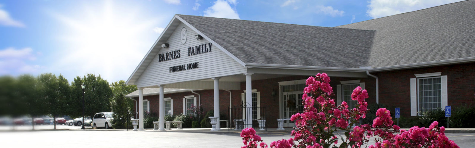 Barnes Family Funeral Home - Home-Owned Slider Background